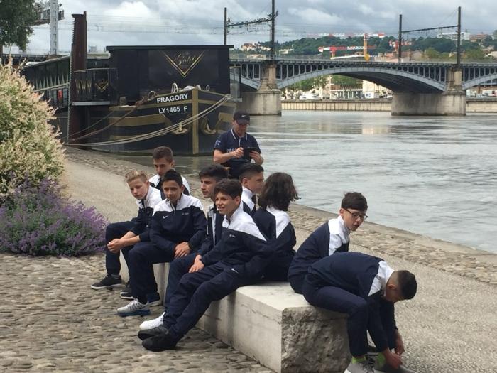 Lyon-Fluss