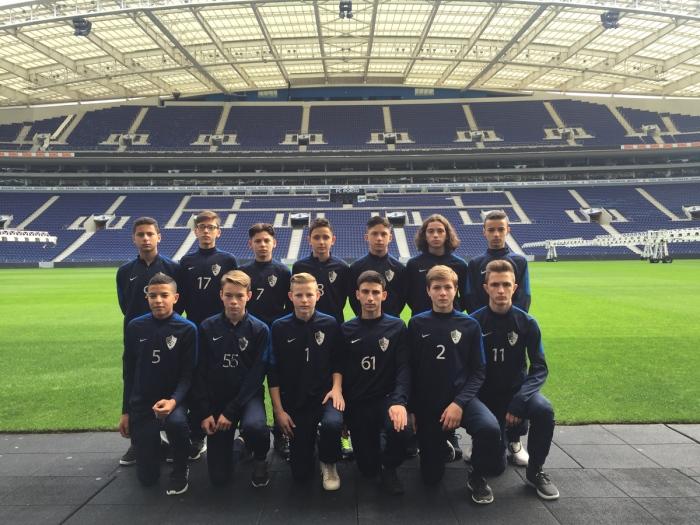FC Porto U15Tour